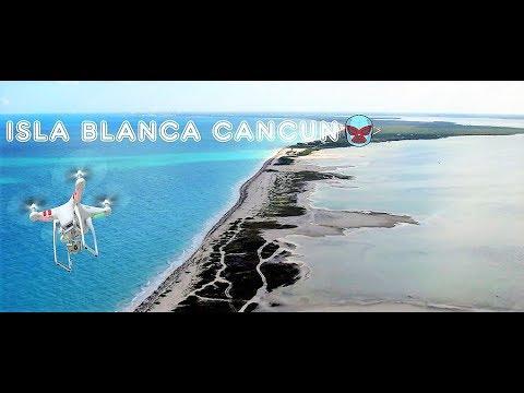 ISLA BLANCA CANCUN FULL HD DRON RECOMENDACIONES