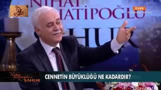 Nihat Hatipoglu - Sahur - Cennete Yolculuk (08.07.2014)