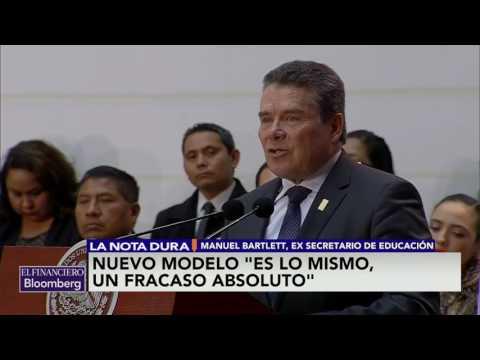 Imposible que AMLO pierda en 2018: Bartlett en entrevista con Javier Risco