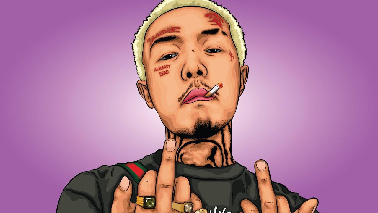 YOUNGOHM ยังโอม | Adobe Illustrator #16 (วาดรูป ยังโอม youngohmm ด้วยAi)