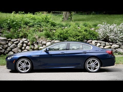 2013 Bmw 650i Gran Coupe Wr Tv Pov Test Drive Youtube