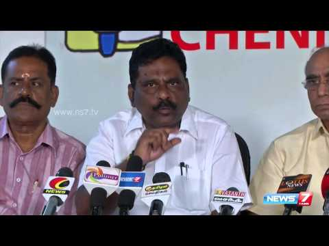 All Indian Telugu Federation condemns Seeman on his remark against Thirumalai Nayakar | News7 Tamil