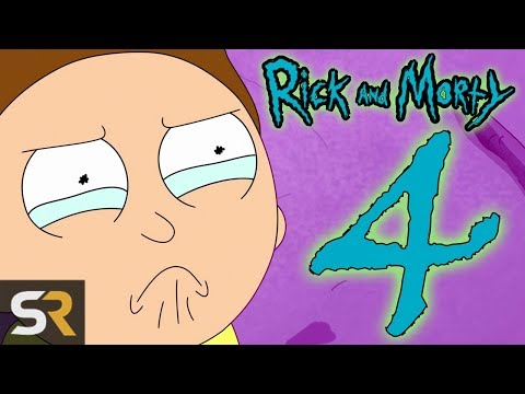 7 Reasons Rick And Morty Season 4 Might Never Happen