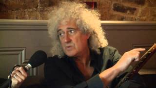 Brian May Speaks To Planet Rock's Liz Barnes About The Red Special