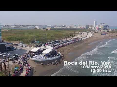 Infantes de Marina en Boca del Rio Veracruz.