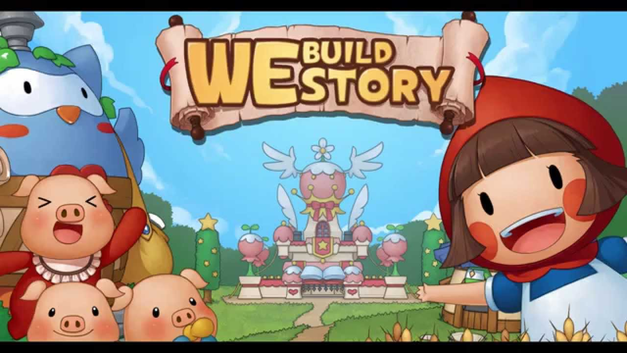 We Build Story