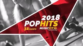 Top Pop Hits 2018   32 Counts   136 Bpm
