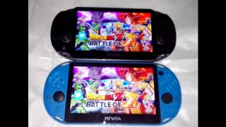 PSVITA FAT 3G WIFI VS PSVITA SLIM - SD2VITA 64GB VS MEMORIA ORIGINAL 64GB