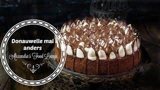 Donauwelle mal anders / Zipfelmützen Kuchen lol/Buttercreme