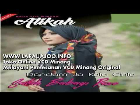 Full Album 2017 Atikah Edelweis - Dandam Jo Kato Cinto