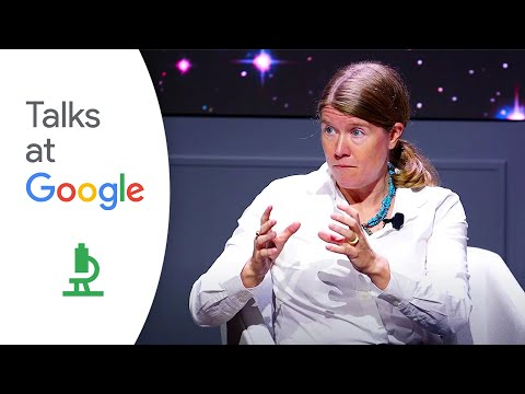 """Sarah Parcak: """"Archaeology from Space: How the Future Shapes Our Past""""   Talks at Google"""