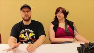 Mythicon 2013: NES Films Interview with Littlekuriboh & Marianne Miller