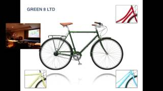2016 Green City Bicycles from KHS Bicycles