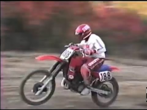 1986 Maico 500 Ripping It Up