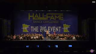 Junior American Group Awards (Hall of Fame St. Paul 2018)