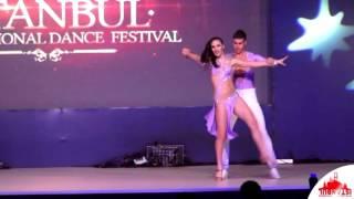 ABDA DANCERS-MELISA&CEM 2015 IIDF SHOW