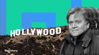 Steve Bannon's Weird, Winding Road to the White House