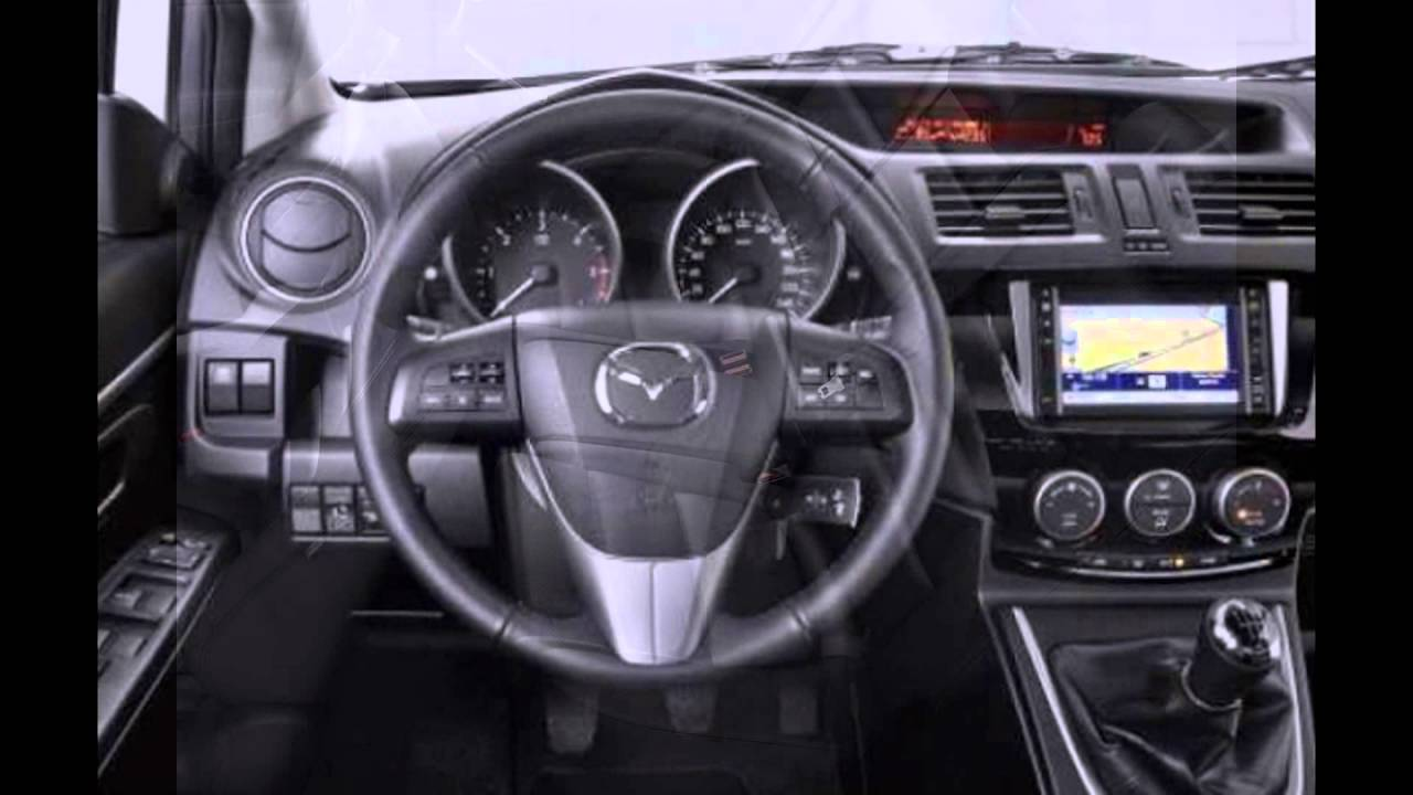 2016 Mazda 5 Interior - YouTube