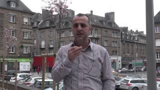 Fransa'da Flers Kasabasında yaşayan Türkler