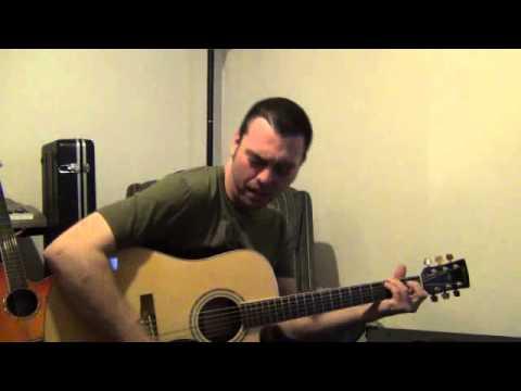 Black / Pearl Jam / Aaron Lewis / Cover / J Gramza /  below / Acoustic
