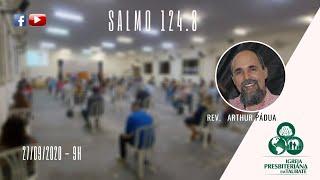 Reflexão: Salmo 124.8 - IPT
