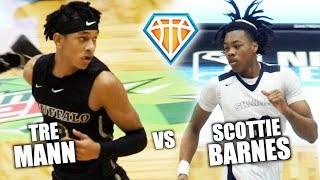TRE MANN vs SCOTTIE BARNES!! | University & The Villages CLASH in Florida's 5A State Final Four