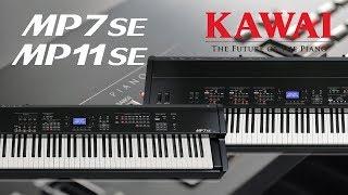 KAWAI MP11SE / MP7SE Stagepiano DEMO - DEUTSCH
