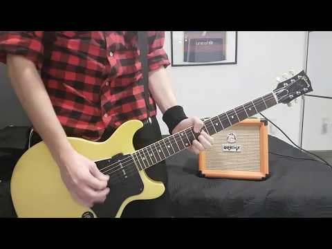 Dan Vapid And The Cheats - The Time We Get (Guitar Cover) Mp3