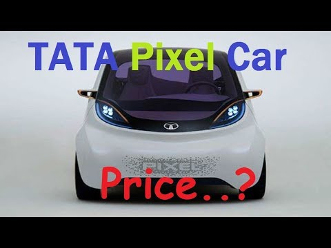 Tata Pixel Car Price 2lakh | Tata Pixel Launching Date | Indian's Cheapest Car(Hindi)