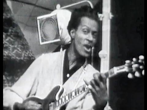 Chuck Berry Dead Johnny B Goode / Memphis Live