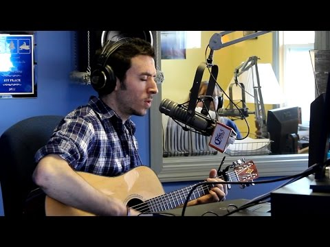 "LIVE ON Q106.5: Tyler Healy Performs ""Don't Let Go"""