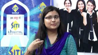 7 (a) Career in Psychology- Career Mantra Show on Siti cable (Hindi)