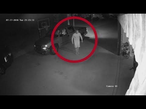 7 Extraños fenómenos que captaron las cámaras de seguridad #4