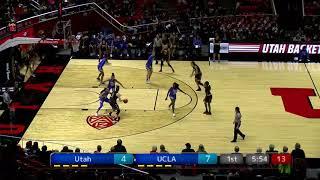 Utah vs UCLA
