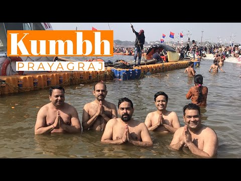 Kumbh Mela 2019 ll World Exclusive ll Best Vlog ll Prayagraj (Allahabad)