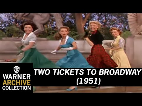 Two Tickets To Broadway (Preview Clip)