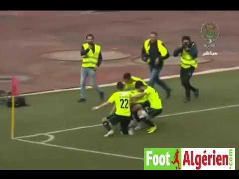 Ligue 2 Algérie (23e journée) : JSM Béjaïa 0 - 2 MO Béjaïa