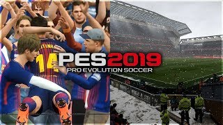 10 NEW REALISTIC FEATURES IN PES 2019