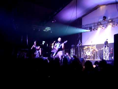 Consequences Live @ Costa Rica Metal Fest