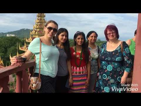 Mandalay ; Royl Palace  myanmar