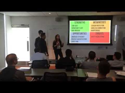UC Merced - StreamLine Capstone CDR Presentation