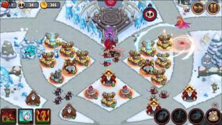 Realm Defense World 2 Endless Mode No Power Ups 25 Minutes New Update