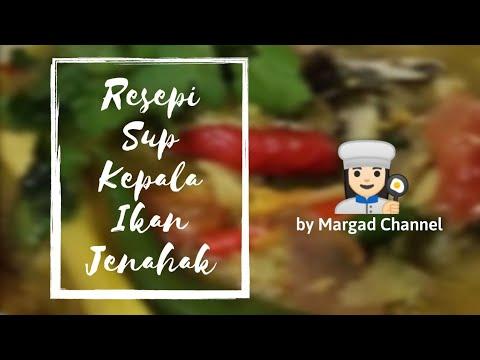 resepi-sup-kepala-ikan-jenahak-#resepiringkas#resepisup#masakkansupkepalaikan