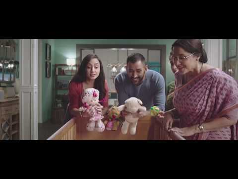 MS Dhoni And Anushka Sen Orient Cry Baby Advertisement #8 | MS DHONI | ANUSHKA SEN