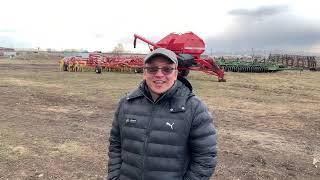 Оснащаем сельхоз технику системой ГЛОНАСС мониторинга Агросигнал - подготовка к посевной