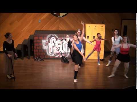 Dance Class - Fame JR