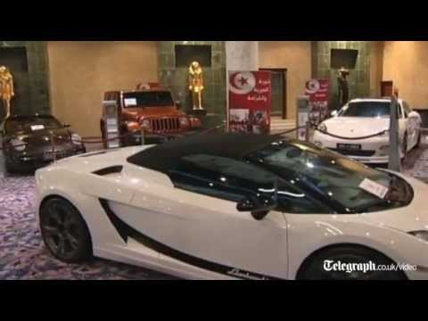 Tunisia auctions Ben Ali's luxuries