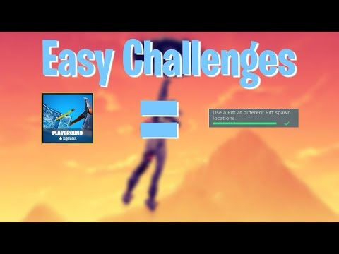 How To Do Challenges In Playground