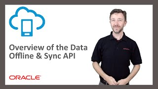 MCS: 53. Overview of the Data Offline & Synchronization API