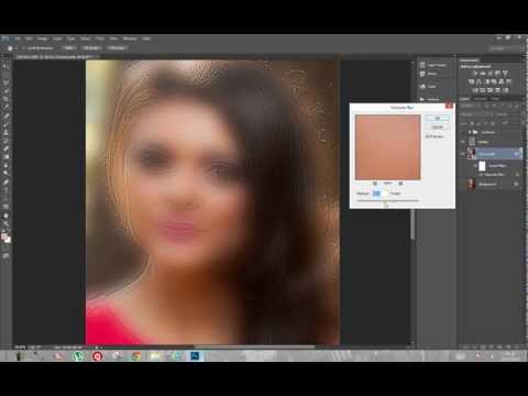 Tutoriale Foto: Tutorial Photoshop CC - Editare ten (RO)